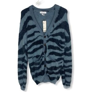 Urban Outfitters eyelash tiger stripe card…